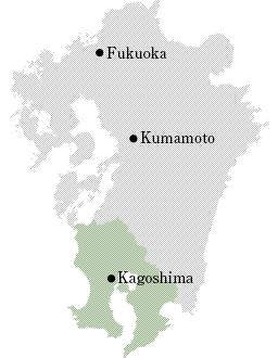 鹿児島・熊本・福岡・顧問契約対応エリア